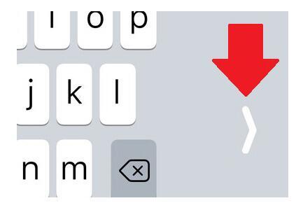 iOS 11单手键盘功能使用方法