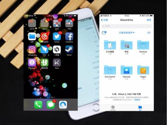 iPhone 6 Plus升级iOS 11初体验