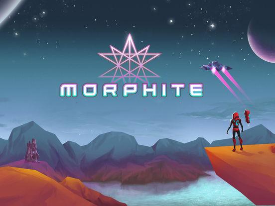 手机版无人深空 《Morphite》现已登陆iOS平台