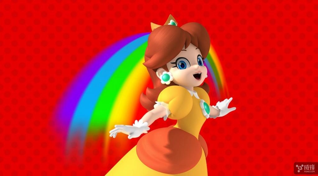 《超级马里奥跑酷》即将更新 黛西公主参上