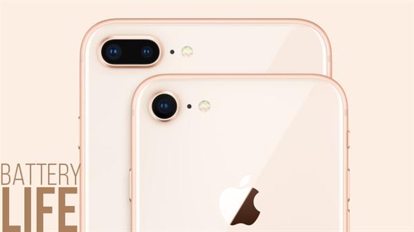 iPhone 8充电要多久?
