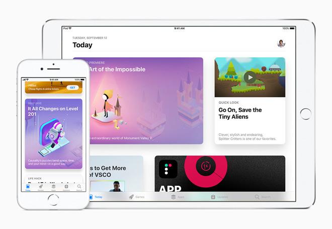 iOS 11.0.1 更新发布:小更新没发现太大变化