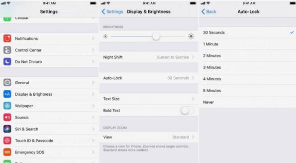 iOS 11电量续航差?这些设置或许有帮助