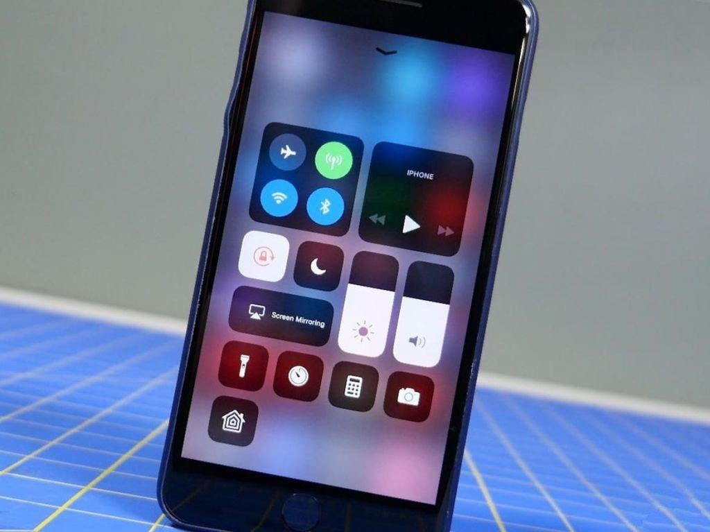 苹果iOS 11.1首个Beta版系统发布