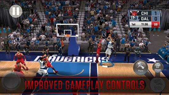 等得花儿都谢了!篮球年货《NBA 2K18》移动版最新情报