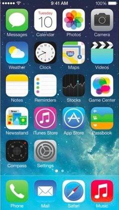 苹果iOS十年回顾,这些经典的版本你用过几个?