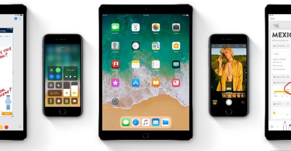 苹果发布iOS 11.0.2: 修复听筒的噪音问题