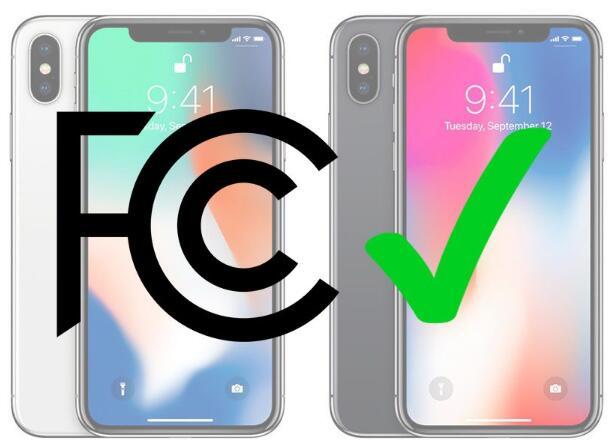 苹果iPhone X通过FCC认证:11月3日发售