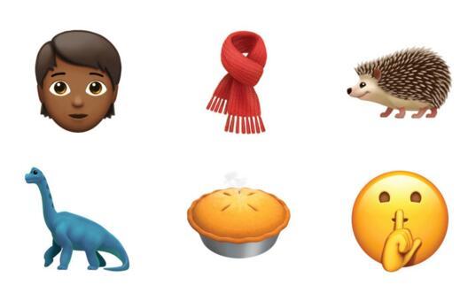 本周iOS 11.1 beta更新将带来数百新表情