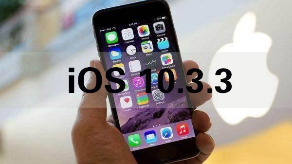 苹果重新开放iOS 10.3.3刷机验证 仅限iPhone 6s