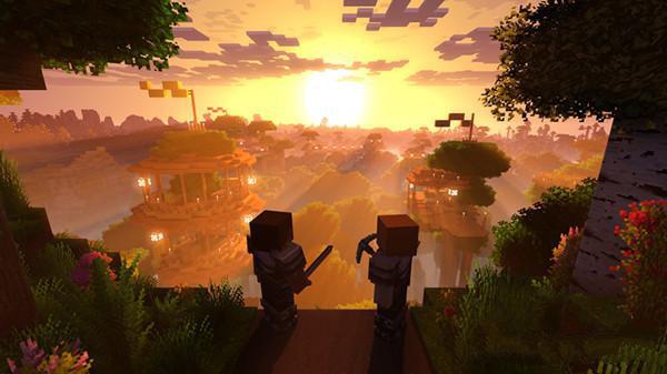 《我的世界》评测:原汁原味正统玩法,更好的游戏体验