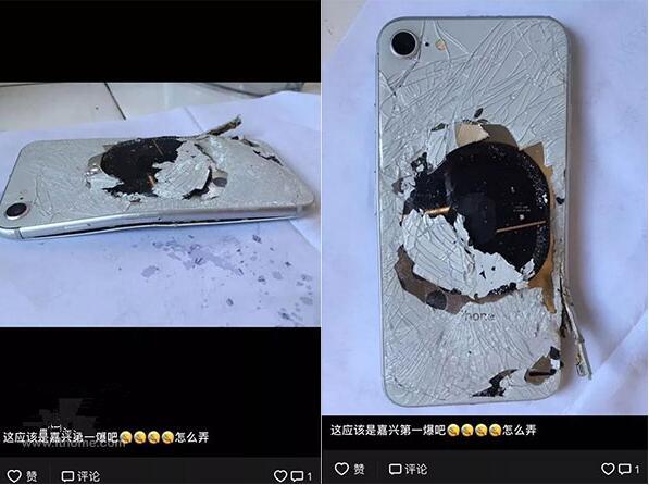"""苹果iPhone 8又""""爆炸""""?事情的真相是这样么"""