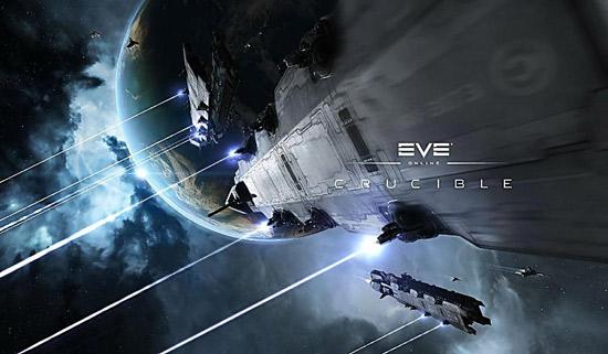 征服银河系?科幻沙盒网游《EVE》手机版明年登陆iOS