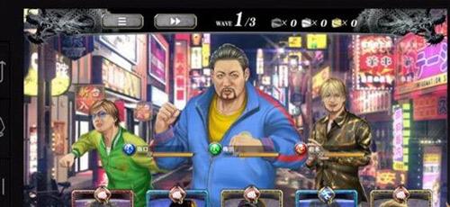你怎么看?《如龙》首款手游《如龙:Online》实机画面曝光,结果竟是回合玩法