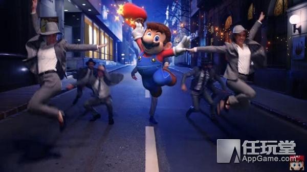 闯关不如尬舞! 《超级马力欧:奥德赛》上演纽约歌舞剧