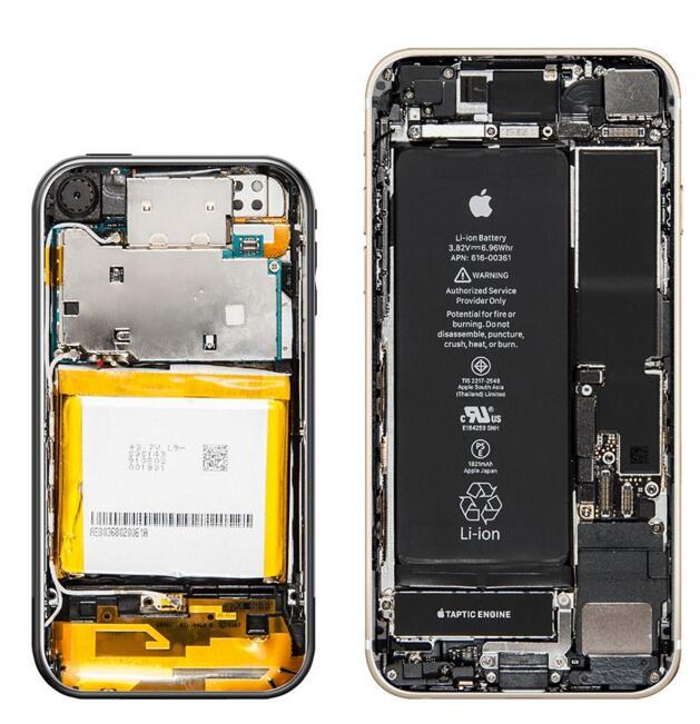 看一看十年来iPhone内部发生了多大变化