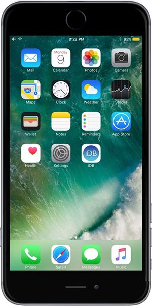 越狱插件UpsideBoard:让iPhone的主屏幕翻转过来