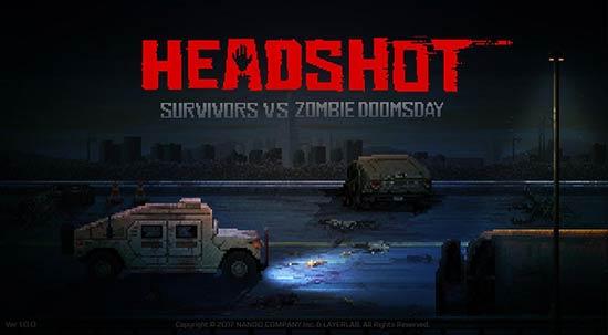 想玩吗?末日生存手游 《爆头ZD:幸存者VS僵尸末日》本周上架
