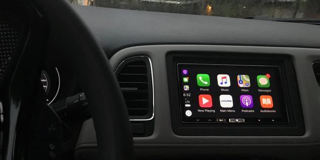 """CarPlay支持成为许多iPhone用户的""""必备之选"""""""