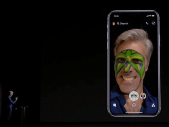 苹果就面部识别重申:Face ID会在本地加密存储