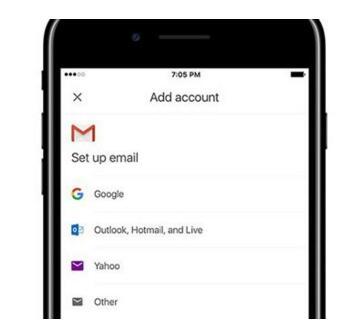 谷歌正在测试iOS版Gmail的多账户访问权限