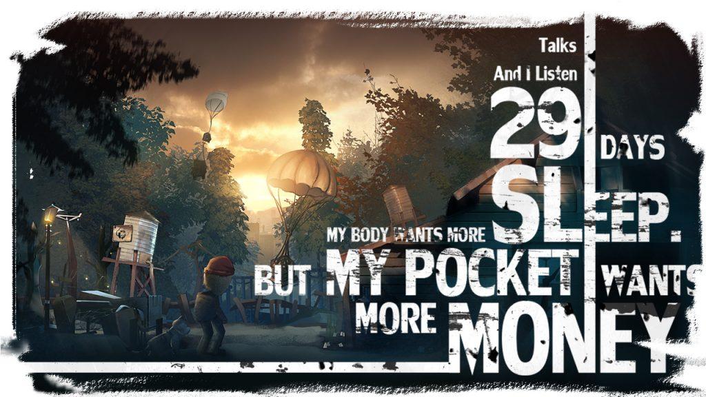 白菜价的3D版《这是我的战争》?国产独立生存游戏半月售出10万份