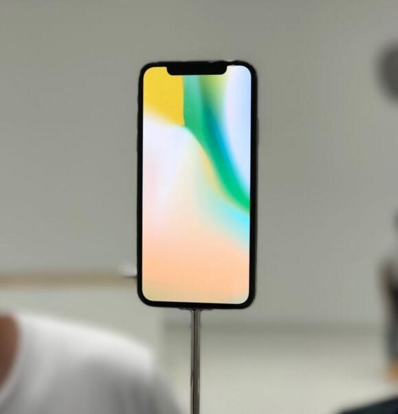 这样的iPhone X照片你见过吗?