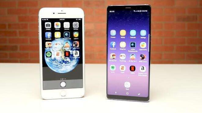 iPhone 8也可以无线充电了 和Note 8相比会如何?