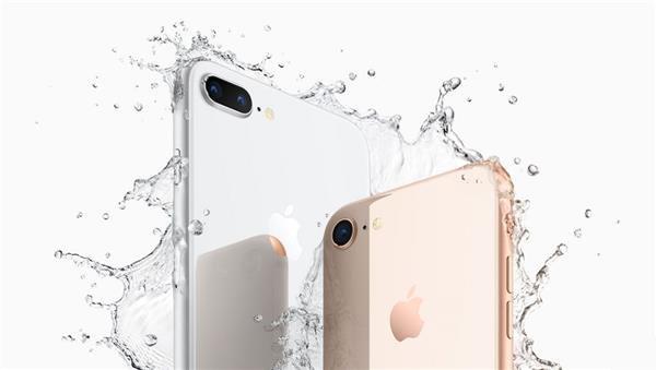 苹果iPhone8/x手机如何做到有效防水的