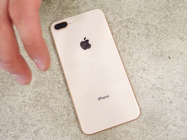 iPhone 8玻璃面板耐摔吗?这些测试告诉你