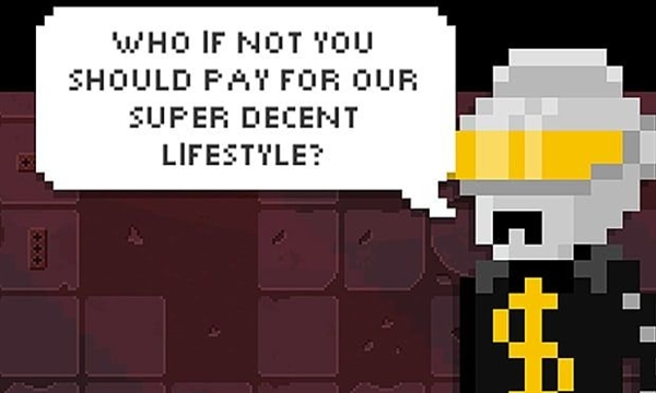 """你怎么看?这些开发者将游戏做成""""官方盗版"""""""