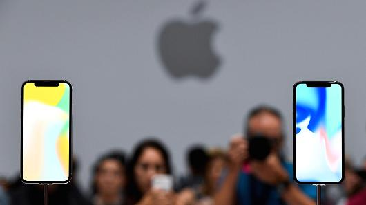 粉丝急切想买苹果iPhone X,明年销量将增长13%