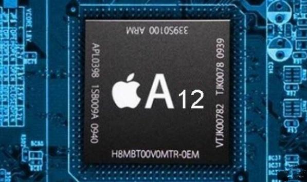 关于苹果A12芯片:由台积电代工用7nm工艺