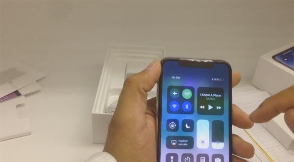全球首个iPhone X用户开箱来了!!!