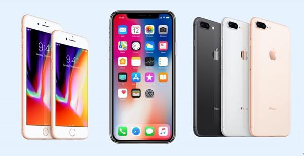 iPhone X热卖 iPhone 8没有存在意义了吗