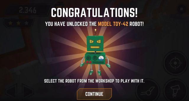 奔跑吧机器人!动作跑酷手游《Crashbots》将于11月2日推出