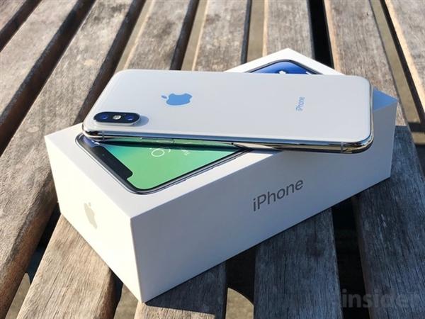 凸显身份!苹果为iPhone X内置高逼格专属铃声