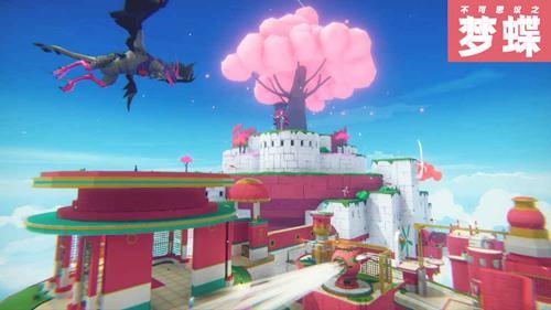 冒险解谜手游《不可思议之梦蝶》公布 预计2018年推出