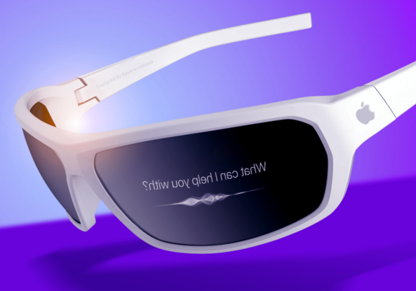 一起来看看苹果AR眼镜的新消息