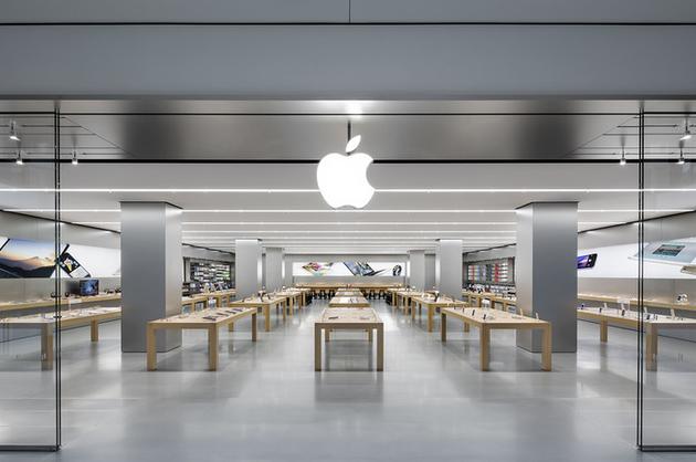 苹果市值突破9000亿美元 迈向万亿美元大关