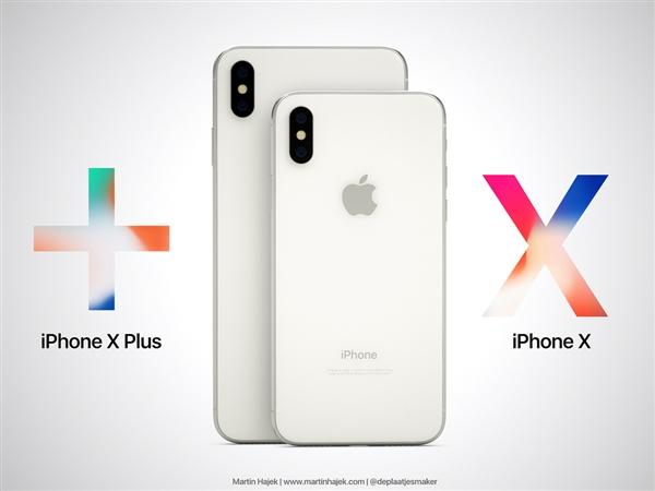 6.4英寸iPhone X高清概念图 看起来超完美
