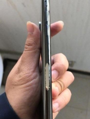iPhone x 边框掉漆怎么办?iPhone x 边框掉漆解决办法