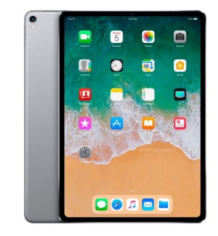 期待全新的iPad Pro吗?或搭载超强A11X芯片