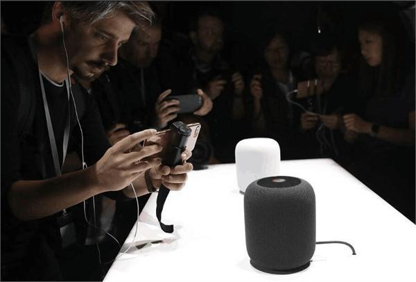 苹果新品智能音箱HomePod跳票明年初