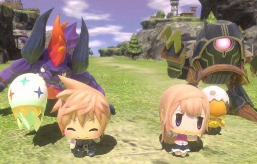 《最终幻想世界》续作来袭 没错它是款手游