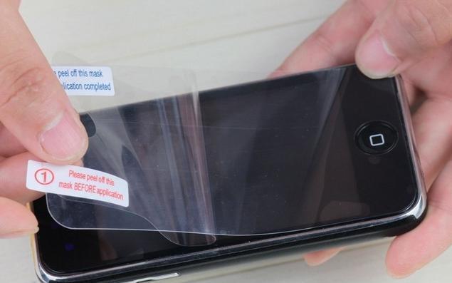 iPhone贴高清膜、钢化膜、水凝膜哪个好?