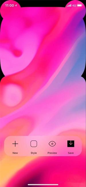 iPhone X刘海怎么去掉?三步搞定