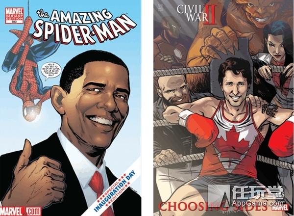 特朗普发推:我命令漫威让我当一回超级英雄的总统!