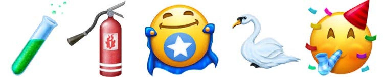 可反转emoji可能出现在明年的苹果设备上