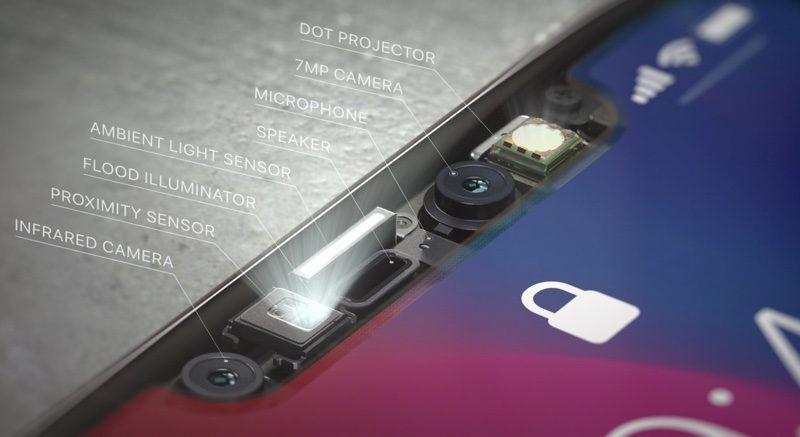 iPhone X获得创新奖项 但Touch ID 从来都不是备选方案